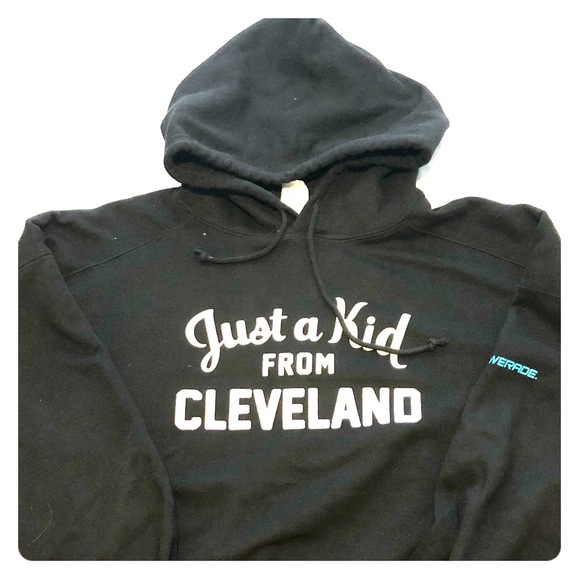 Other - Just a kid from Cleveland hoodie